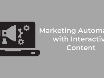 Get Better at Marketing Automation with Interactive Content