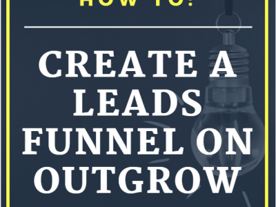 How to Create a Leads Funnel on Outgrow