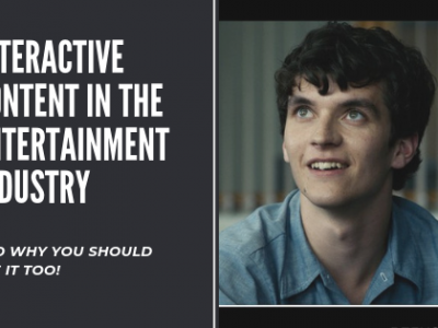 Interactive Content in the Entertainment Industry (And Why You Should Use It Too!)