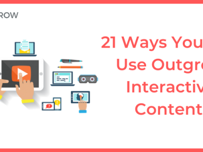 21 Ways You Can Use Interactive Content