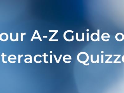 How to Make an Interactive Quiz? | Outgrow Blog