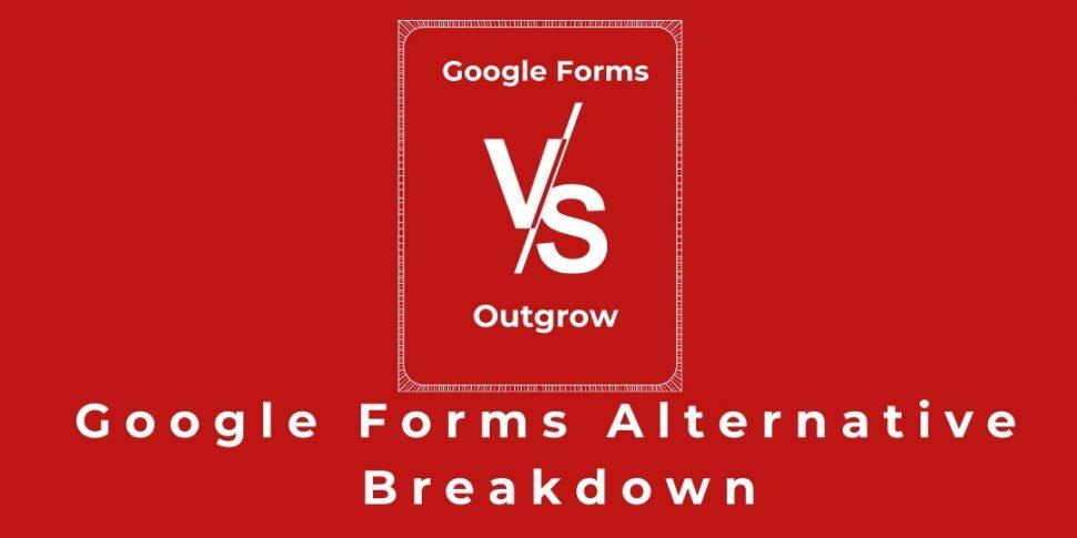 google forms alternative
