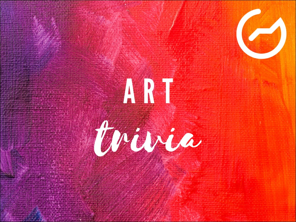 list of art trivia questions