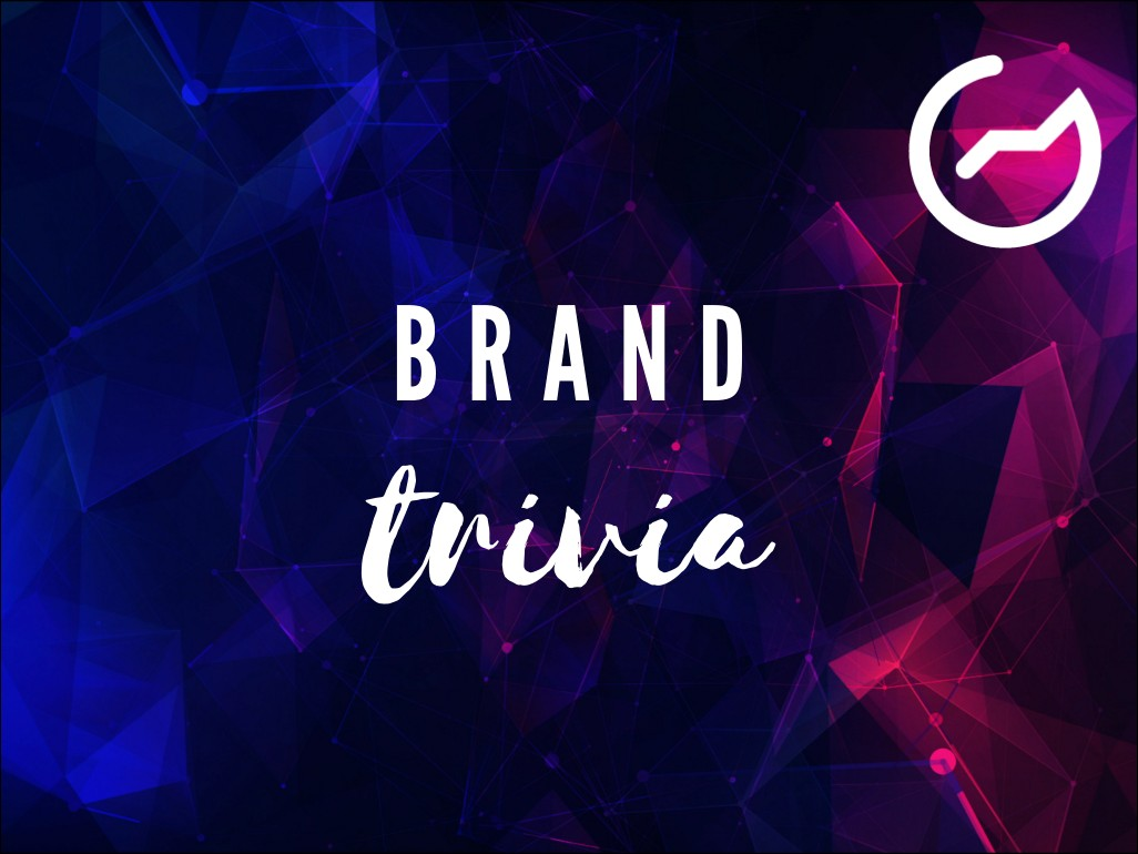 list of brand trivia questions